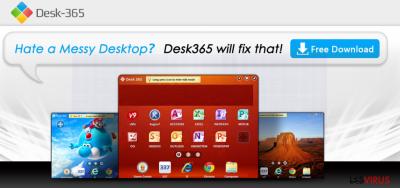 Desk 365 virus