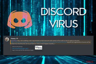 Le virus Discord