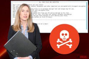 Le ransomware Djvu
