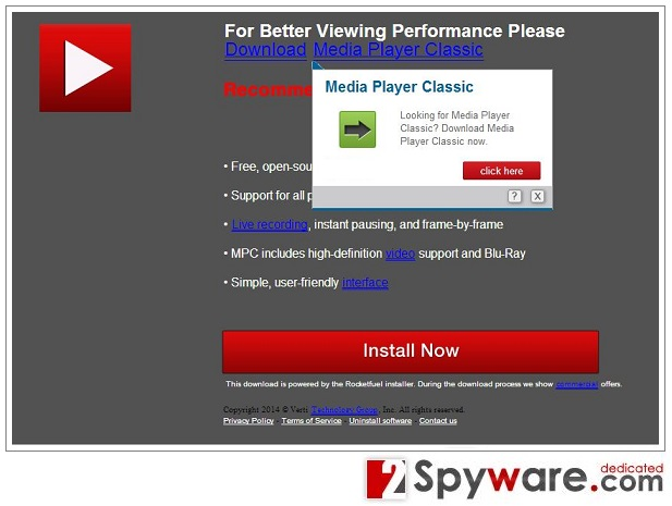 Downloadju.com pop-up virus instantané