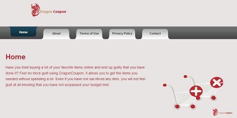 DragonCoupon virus instantané