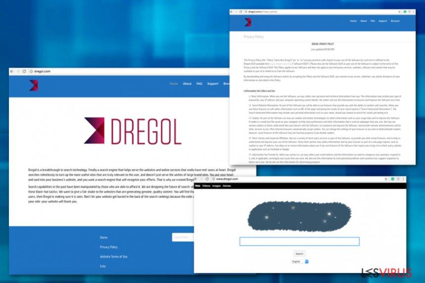 Dregol.com redirect instantané