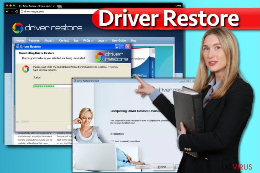 Driver Restore
