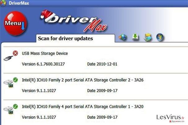 DriverMax instantané