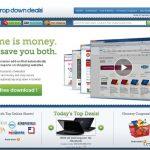 DropDownDeals instantané