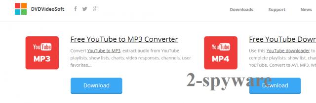 DVDVideoSoft Toolbar instantané