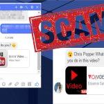 Le virus Facebook Messenger instantané