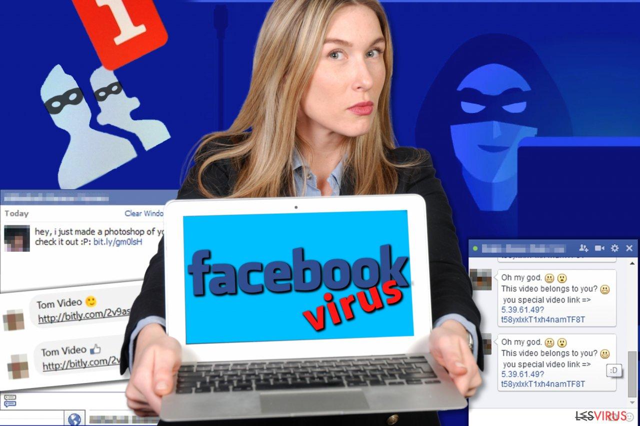 Les virus de Facebook