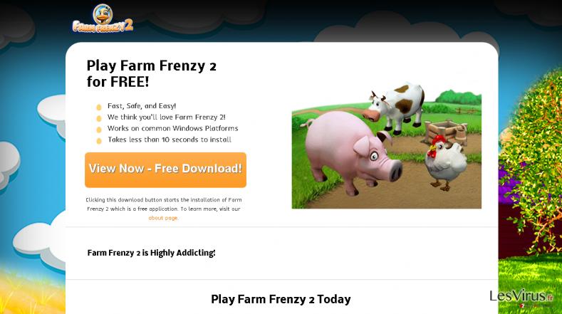 Annonces par Farm Frenzy 2 instantané