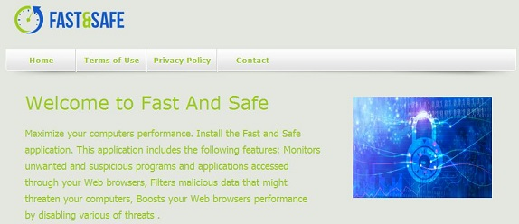 Fast And Safe instantané