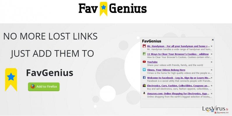 FavGenius virus