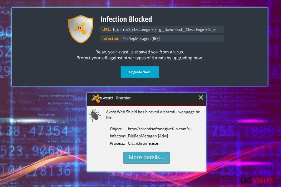 FileRepMetagen instantané
