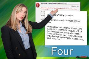 Le Virus Four