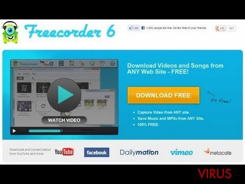 freecorder 6