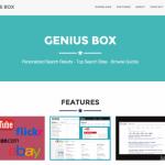 Genius Box instantané