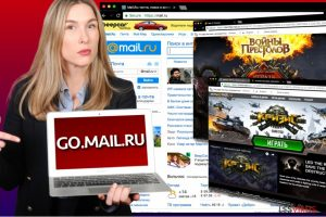 Le virus Go.mail.ru