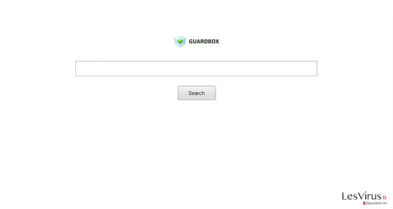 Guard-search.com redirect instantané