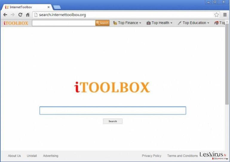 iToolbox Toolbar instantané