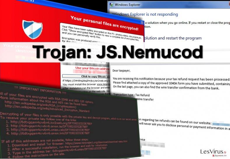 JS.Nemucod instantané