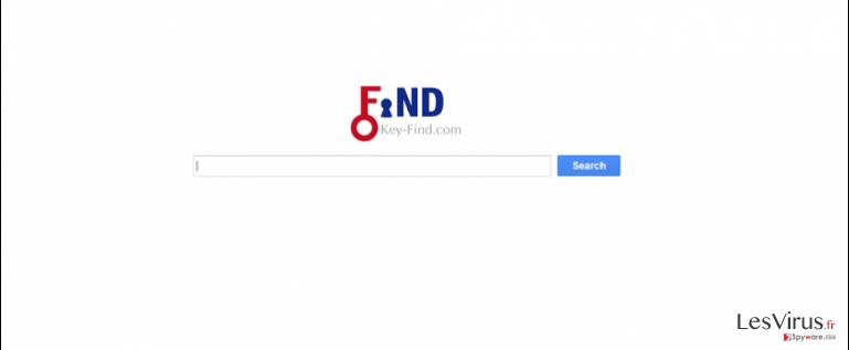 Key-Find.com virus instantané