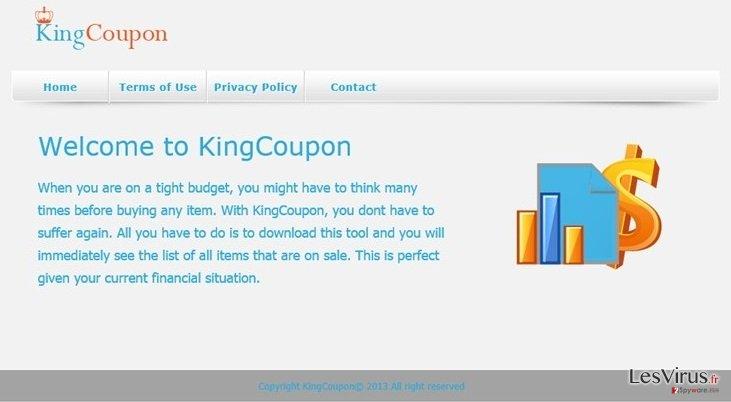 Annonces par King Coupon instantané