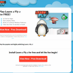 Learn 2 Fly 2 adware instantané