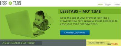 Less Tabs