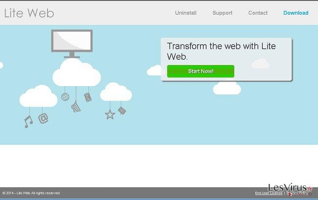 Annonces de Lite Web instantané