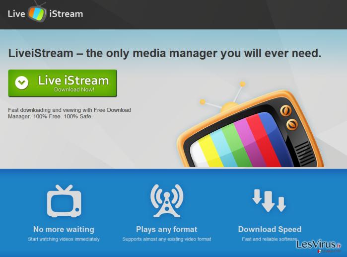 LiveiStream instantané