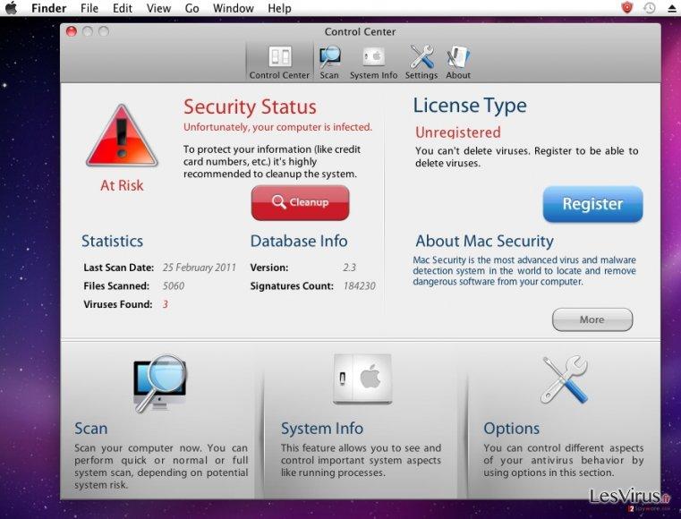 comment detecter logiciel espion sur mac