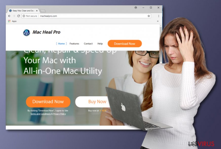 le PPI Mac Heal Pro
