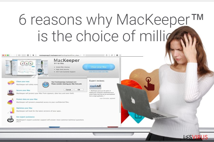 La Virus MacKeeper