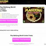 Mahjong World Contest annonces instantané