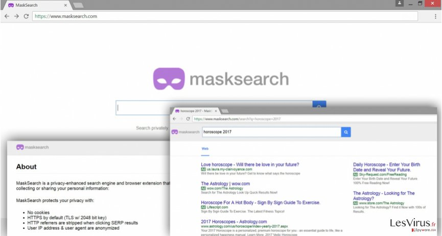 Le virus MaskSearch.com