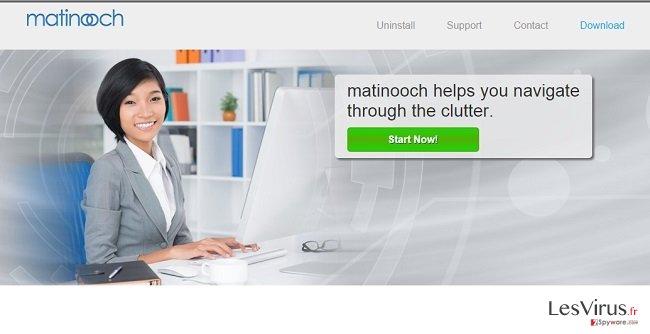 Matinooch virus instantané