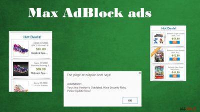 Ads by Max AdBlock
