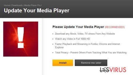 Annonces par MediaPlayersvideos 1.1 instantané