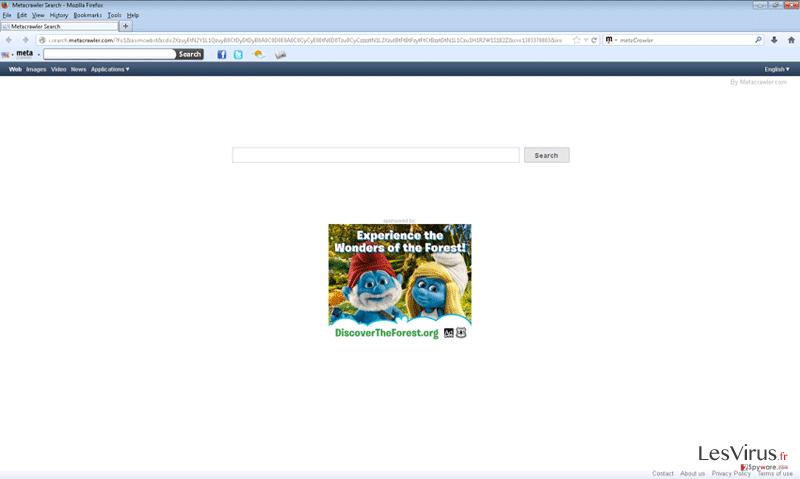 Metacrawler Toolbar instantané