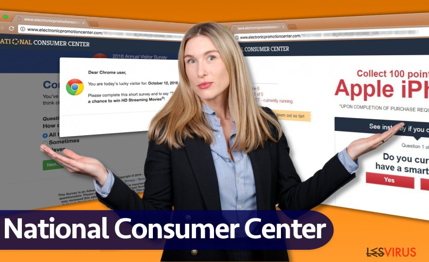 le virus National Consumer Center