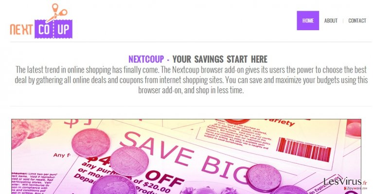 Annonces par NextCoup instantané