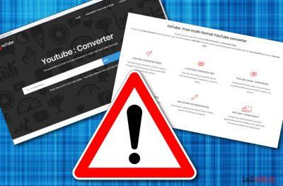 Le virus Notube.net
