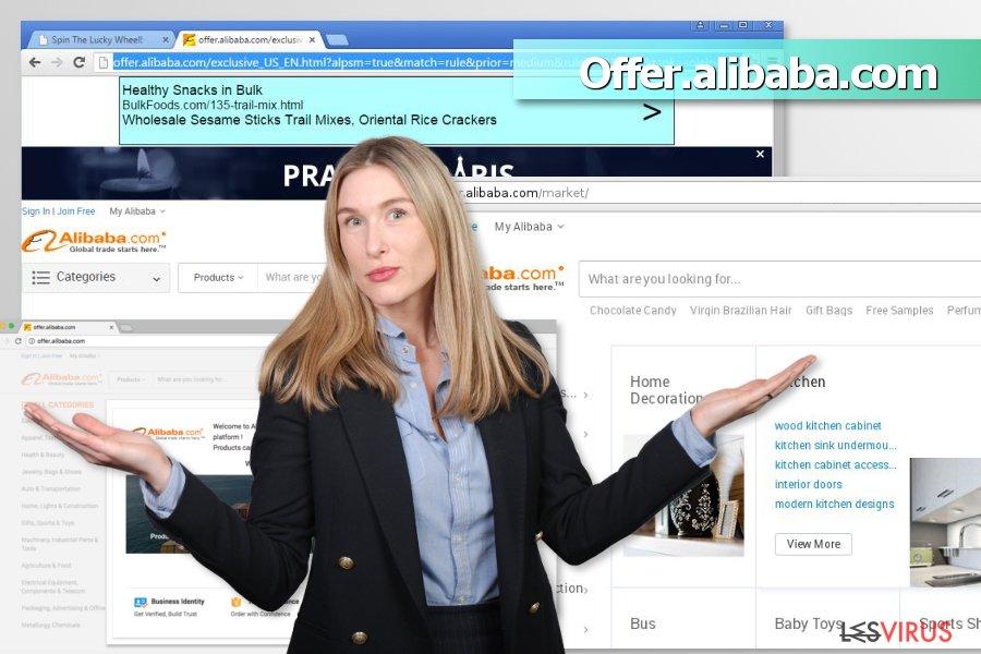 Offer.alibaba.com annonces instantané