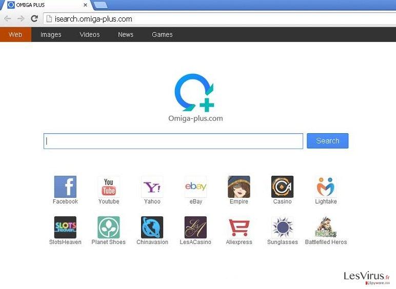 Omiga-plus.com instantané