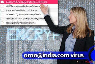 Le virus oron@india.com