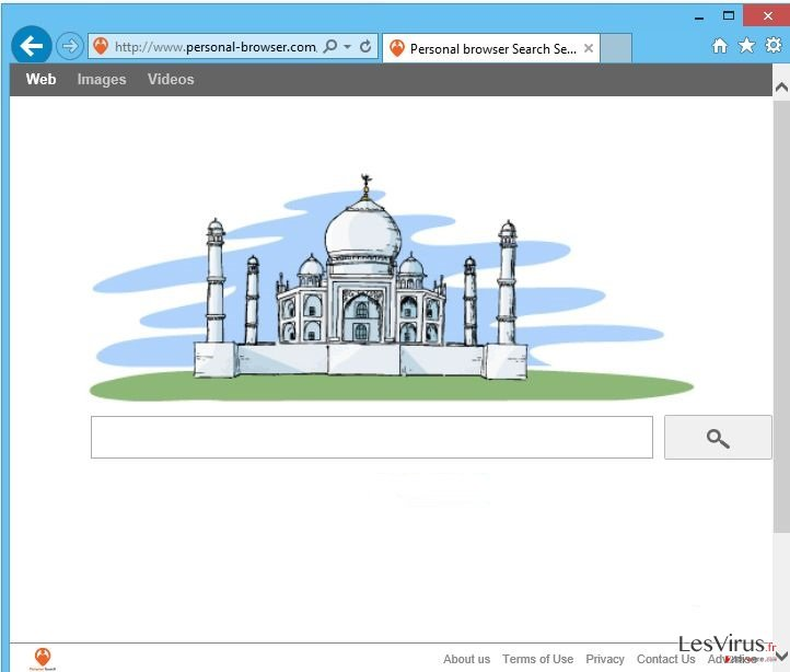 Personal-browser.com instantané