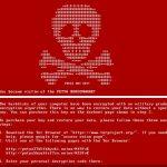 Petya virus instantané
