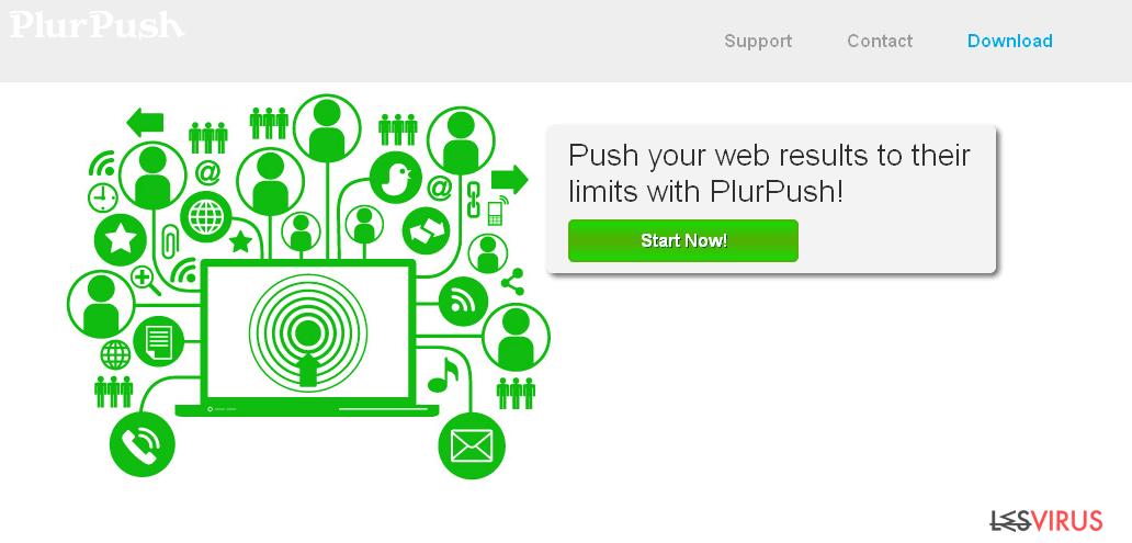 PlurPush instantané