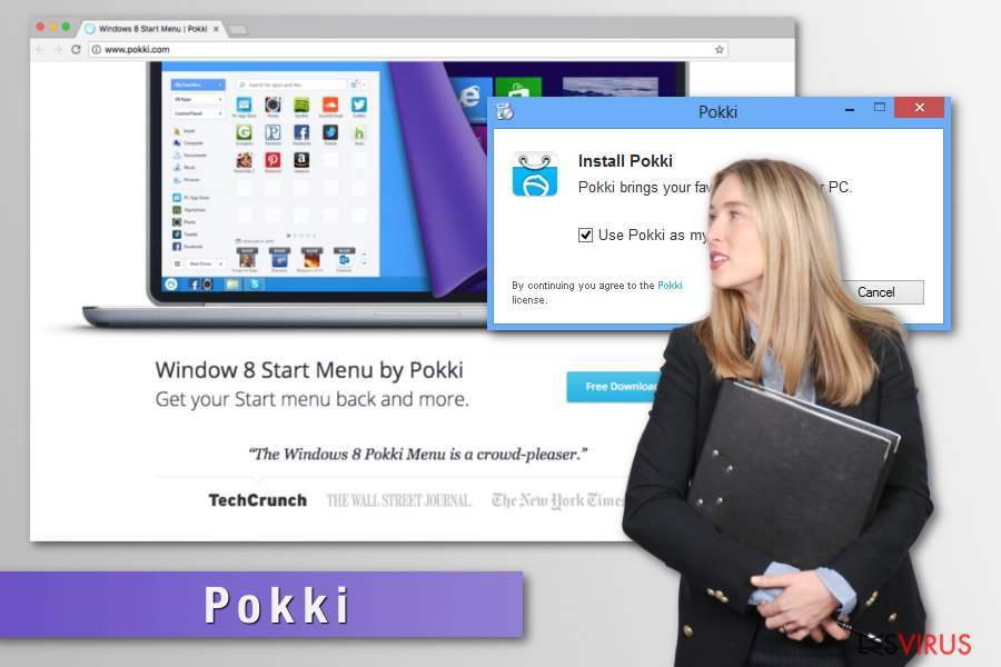 Le virus Pokki