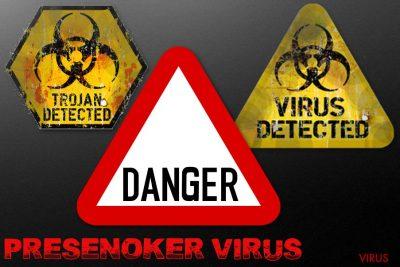 Le virus Presenoker