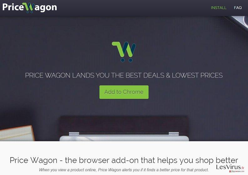 Price Wagon Annonces instantané